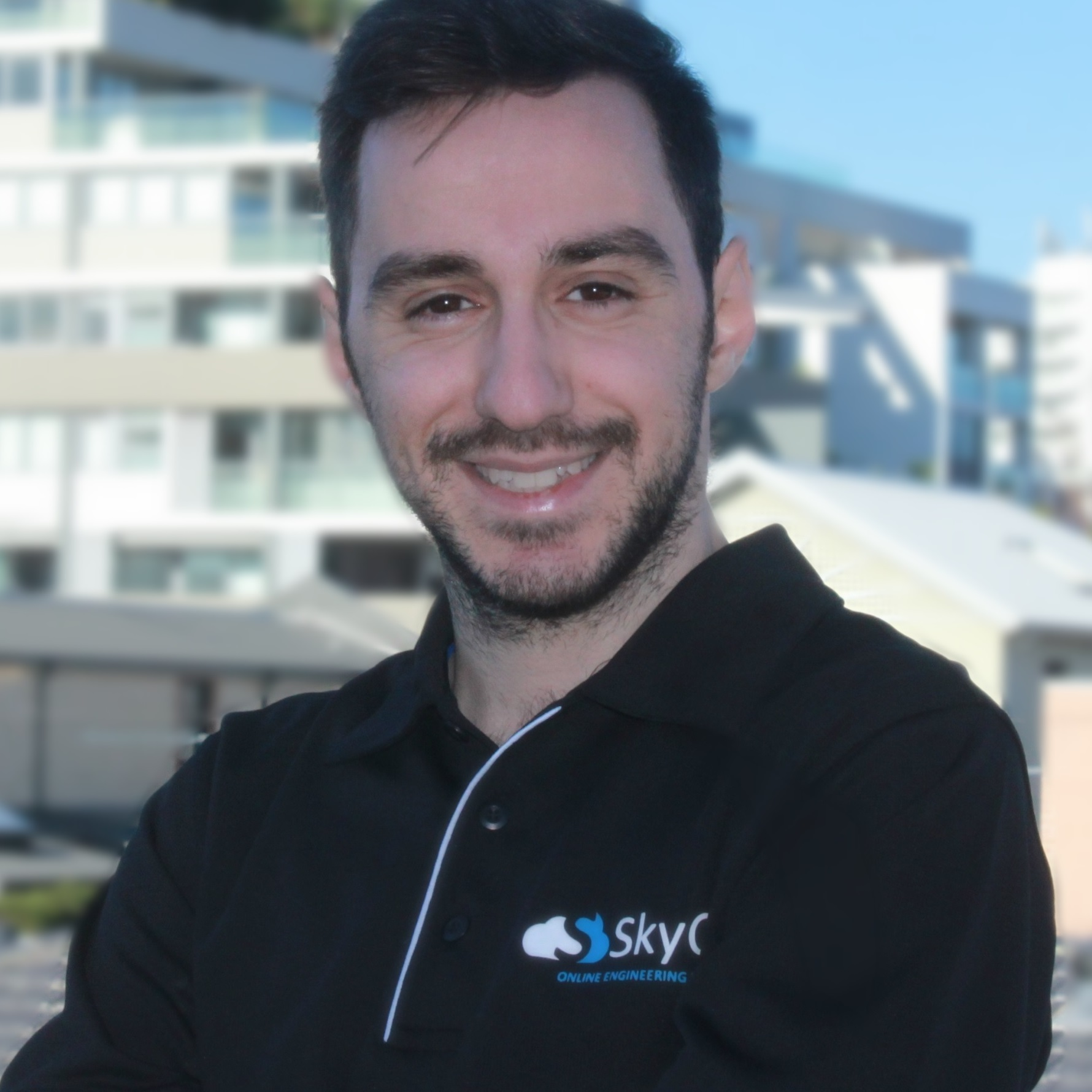 Paul Comino CTO and Co-Founder of SkyCiv